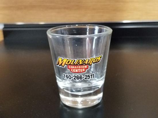 Molinaro's Shot Glass